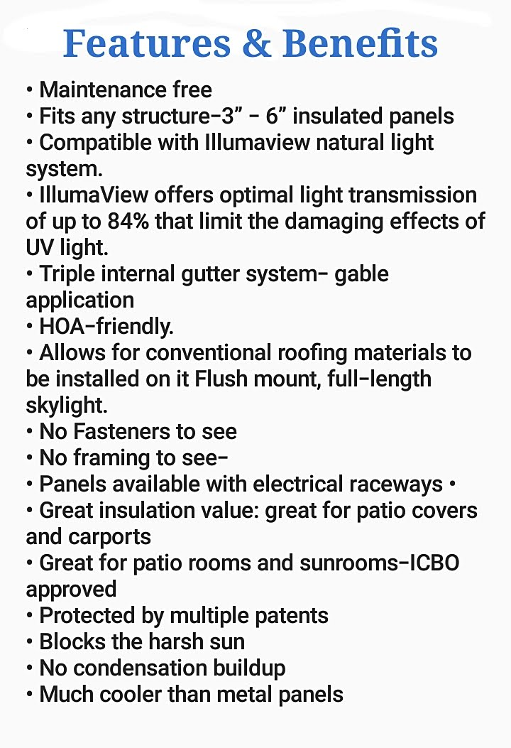 About of insulated patio covers