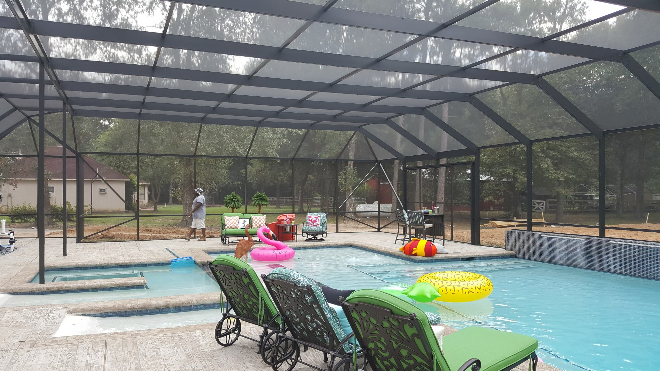 Pool Enclosure Brazoria