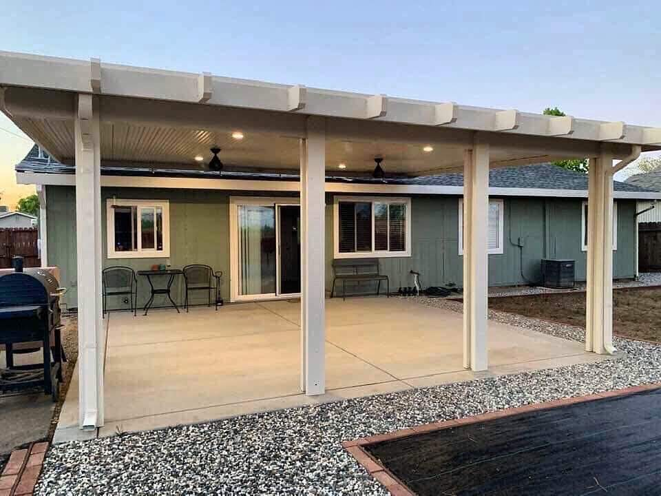 Decorative Patio Patio covers and Awnings Houston