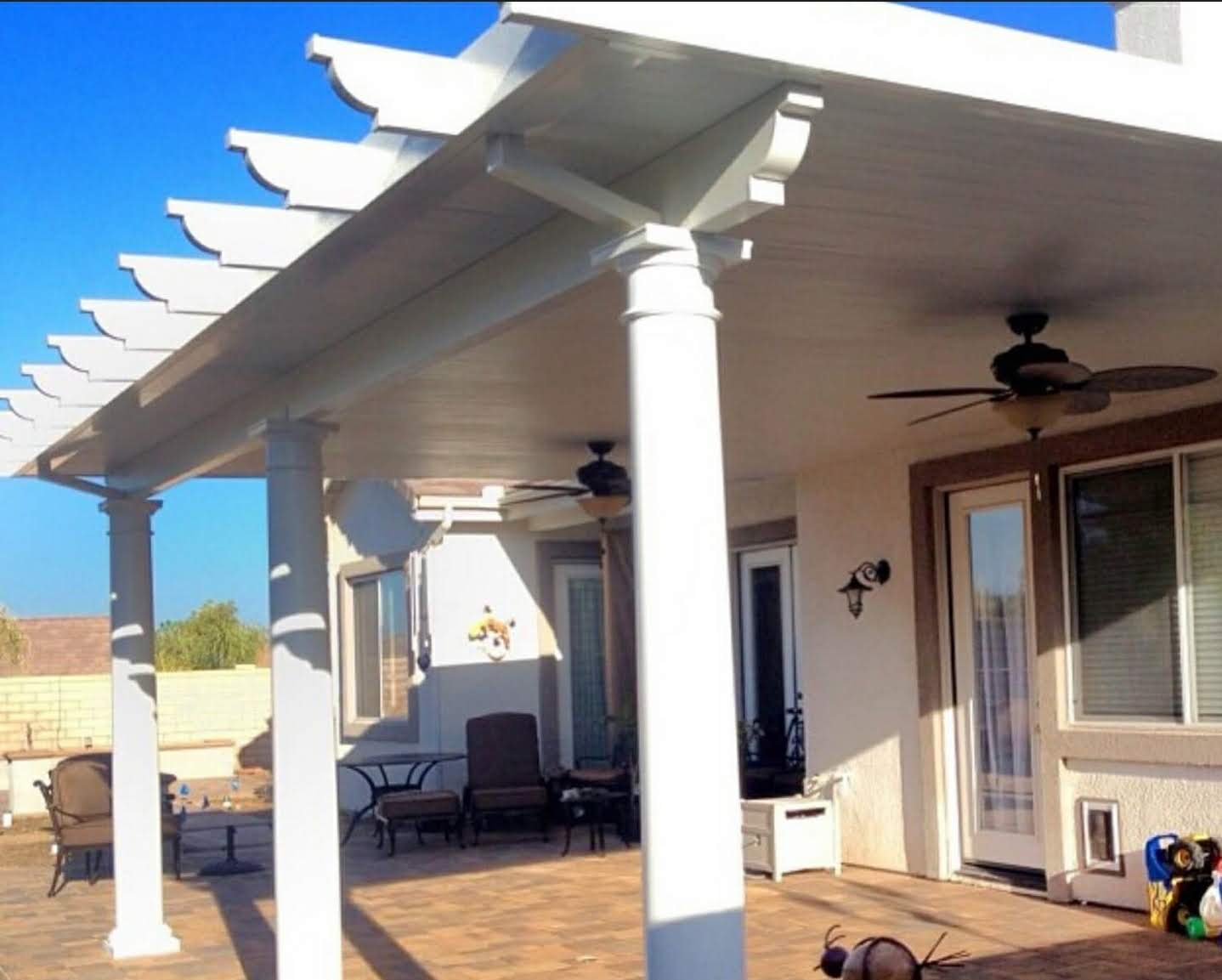 Decorative Patio Covers